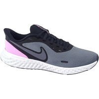 Chaussures Femme Running / trail Nike Revolution 5 Gris, Rose, Graphite