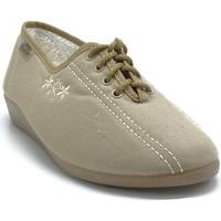Chaussures Femme Chaussons Maison De Lespadrille 2336 TAUPE