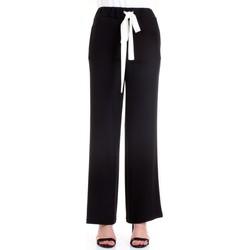 Vêtements Femme Pantalons fluides / Sarouels Lanacaprina PF2250 Noir