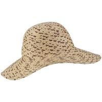 Accessoires textile Femme Chapeaux Chapeau-Tendance Chapeau capeline JOHANNA Taupe