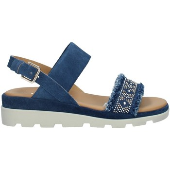 Chaussures Femme A213_68-nvy-4 Run Perfed The Flexx D1507-34 SANDALS femme JEANS JEANS