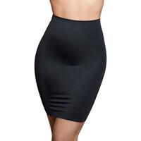 Sous-vêtements Femme Produits gainants Bye Bra Sous jupe gaine ventre fesse et cuisse Noir