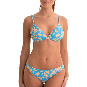 Vêtements Femme Maillots de bain 2 pièces Back Bloom Alicia Bleu