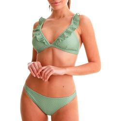 Vêtements Femme Maillots de bain 2 pièces Back Bloom Mathilde Vert