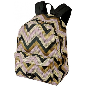 Sacs Fille Sacs à dos Lollipops Sac à dos  motif zigzag or (1S) Multicolor