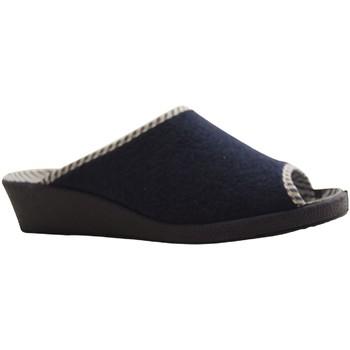 Chaussures Femme Chaussons Botty Selection Femmes MULE 62 BLEU MARINE