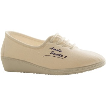 Chaussures Femme Chaussons Botty Selection Femmes 905 BLANC