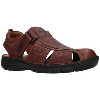 Chaussures Homme Sandales et Nu-pieds T2in R-2071 Cofee Hombre Marron marron