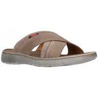 Chaussures Homme Mules T2in R92351 Taupe Hombre Taupe marron