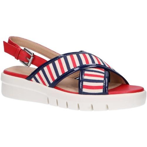 Chaussures Femme Sandales et Nu-pieds Geox D92DPD 011BC D WIMBLEY Rojo