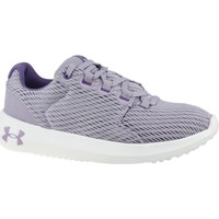 Chaussures Femme Baskets basses Under Armour W Ripple 20 NM1 Blanc,Gris