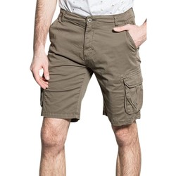 Vêtements Homme Shorts / Bermudas Deeluxe Short SLOG Olive