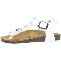 Chaussures Fille Sandales et Nu-pieds Biochic 44045 BLANC