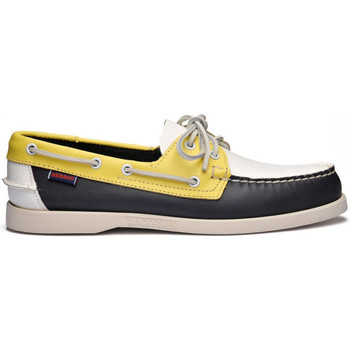 Chaussures Homme Chaussures bateau Sebago Chaussures bateau Bleu