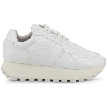 Chaussures Femme Baskets basses Bikkembergs - fend-er_2087-patent Blanc