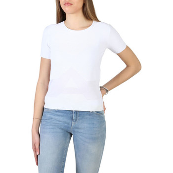 Vêtements Femme T-shirts manches courtes Armani jeans - 3y5m2l_5m22z Blanc