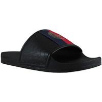Chaussures Claquettes Cruyff agua copa black Noir