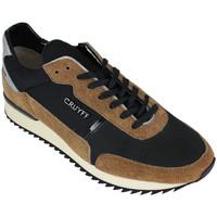 Chaussures Baskets basses Cruyff ripple runner brown Marron