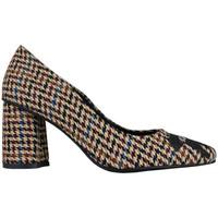 Chaussures Femme Sandales et Nu-pieds Thewhitebrand Stiletto school brown Marron