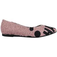 Chaussures Femme Ballerines / babies Thewhitebrand Bailarina tag pink Rose