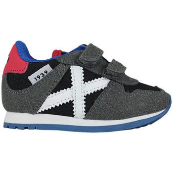 Chaussures Enfant Baskets basses Munich baby massana vco 8820326 Gris