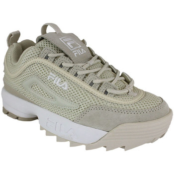 Chaussures Baskets basses Fila disruptor mm low wmn antique white Beige