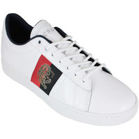 Chaussures Baskets basses Cruyff sylva olanda white Blanc