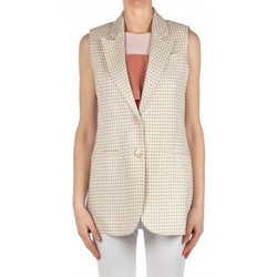 Vêtements Femme Gilets / Cardigans Semicouture Y0SR01 Multicolore