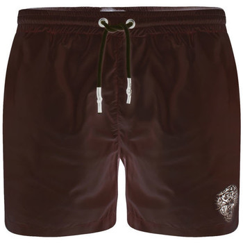 Vêtements Homme Maillots / Shorts de bain Ed Hardy Roar-head swim short black Noir