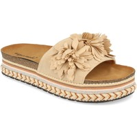 Chaussures Femme Mules Ainy 9420 Beige