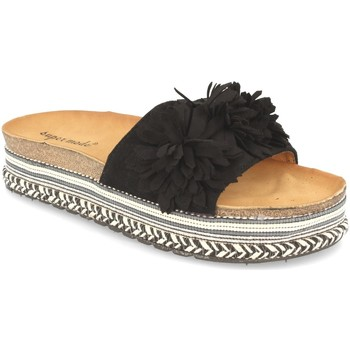 Chaussures Femme Mules Ainy 9420 Negro