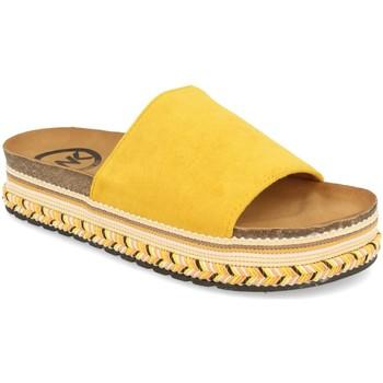 Chaussures Femme Mules Woman Key CZ-10095 Amarillo
