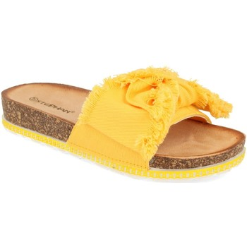 Chaussures Femme Mules Ainy WSL-109 Amarillo