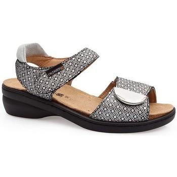 Chaussures Femme Sandales et Nu-pieds Calzamedi SANDALE  FRESH STYLE NOIR