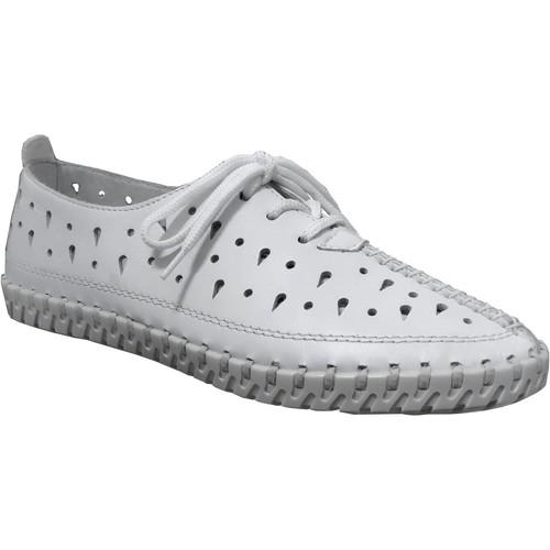 Chaussures Femme Derbies Rieker L1335 Blanc