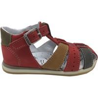 Chaussures Garçon Sandales et Nu-pieds Bopy CHAUSSURES  ZIGOTO Rouge