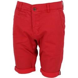 Vêtements Homme Shorts / Bermudas La Maison Blaggio Varen red short Rouge