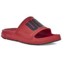 Chaussures Homme Claquettes UGG Sandale  WILCOX Rouge