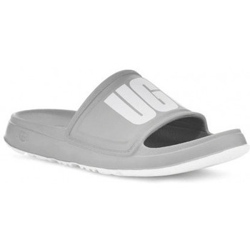 Chaussures Homme Claquettes UGG Sandale  WILCOX Gris