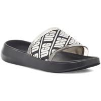 Chaussures Femme Claquettes UGG Sandale  RUETTE Noir