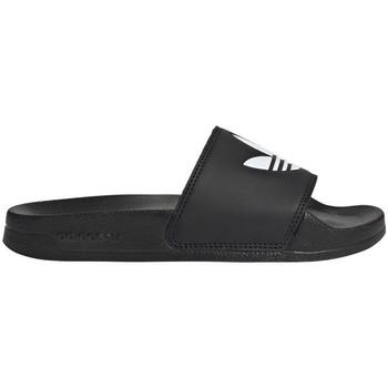 Chaussures Enfant Claquettes adidas Originals Adilette lite j Noir