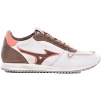 Chaussures Homme Baskets basses Mizuno D1GB196254 ETAMIN Blanc