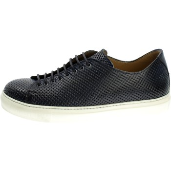 Chaussures Homme Baskets basses Herry Lobb's 7001 Blu