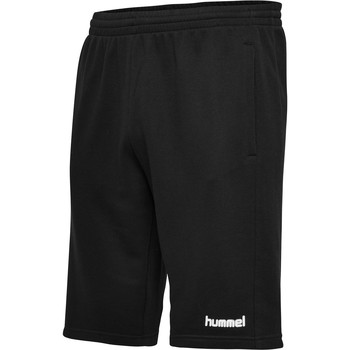 Vêtements Homme Shorts / Bermudas Hummel Short  hmlgo cotton noir