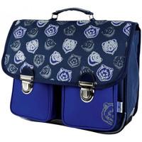 Sacs Enfant Cartables Oberthur Cartable  38 cm bleu motif ours (2S) Multicolor