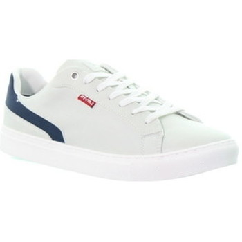 Chaussures Homme Baskets basses Levi's Basket homme  ref_49773 Multi blanc