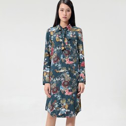 Vêtements Femme Robes courtes Smart & Joy ASTRANCE Multicolore