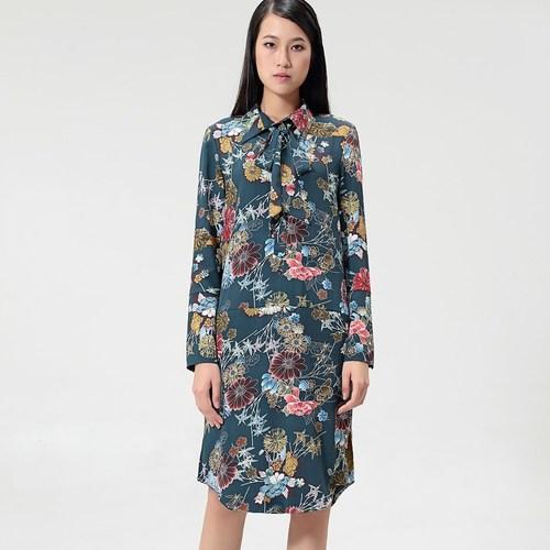 Vêtements Femme Robes courtes Smart & Joy ASTRANCE Multicolore