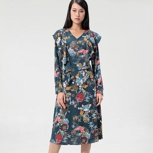 Vêtements Femme Robes courtes Smart & Joy ARUM Multicolore
