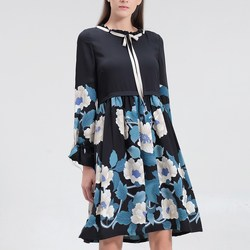 Vêtements Femme Robes Smart & Joy CAMÉLIA Bleu
